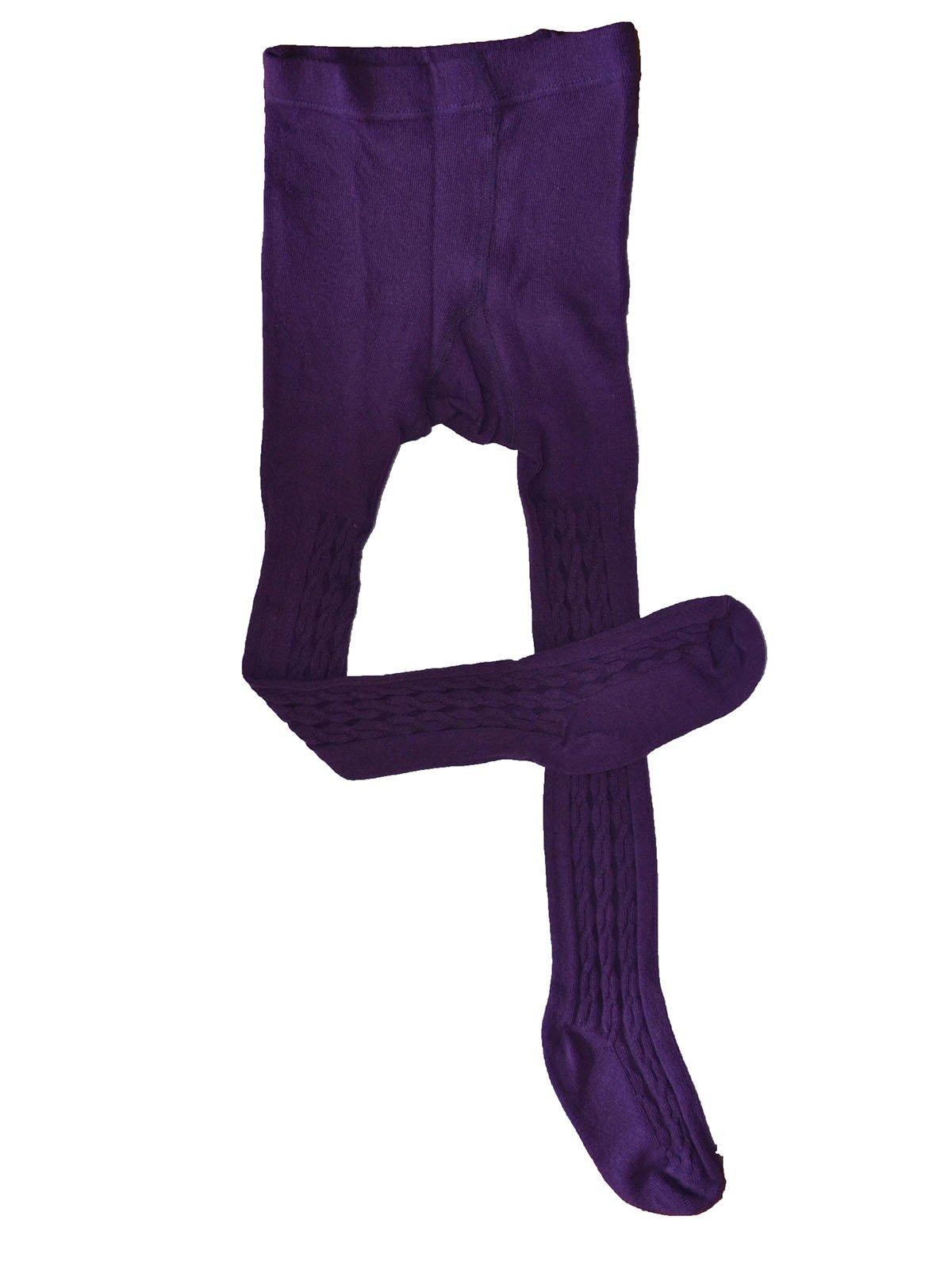 Колготки фіолетові | 2457277