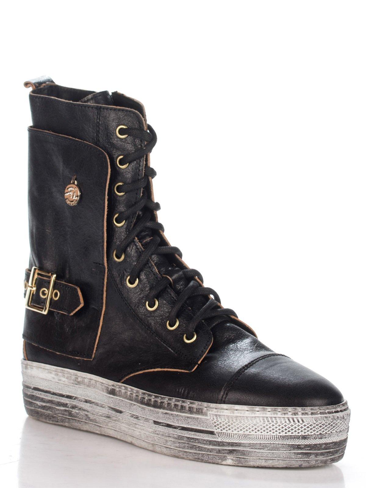 Ботинки черные | 2453006