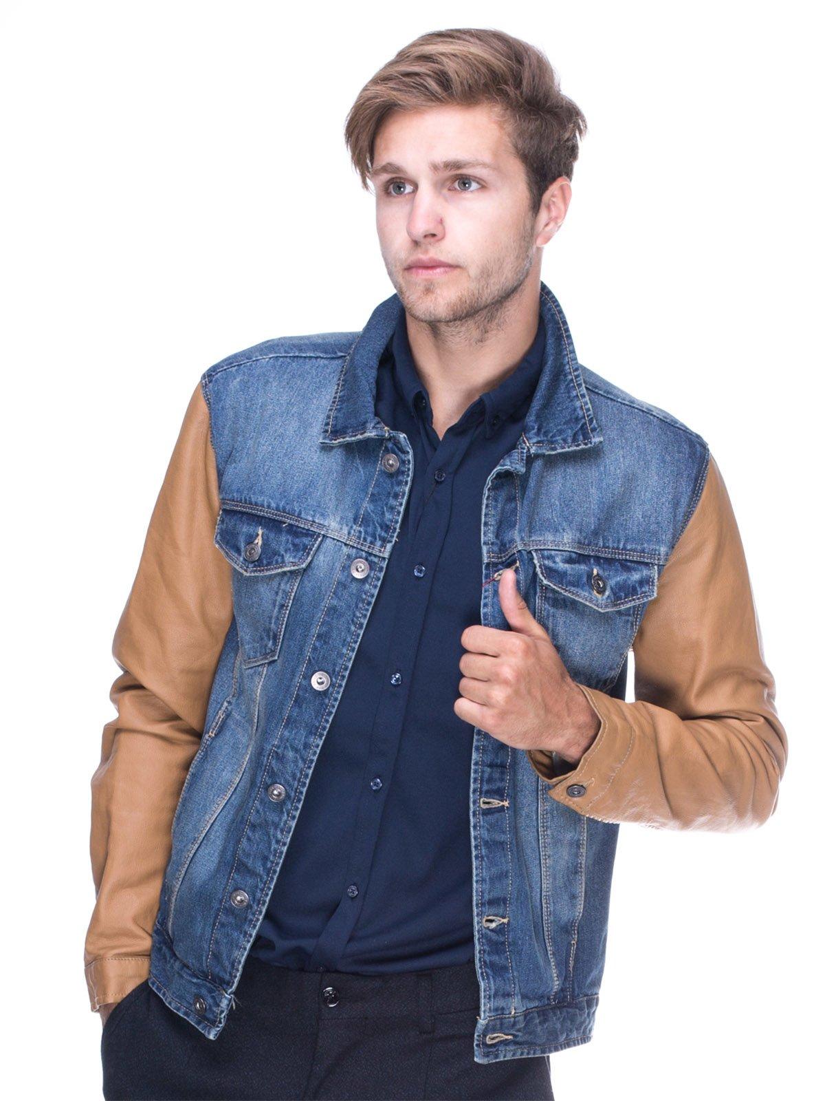 Куртка двухцветная | 2436117