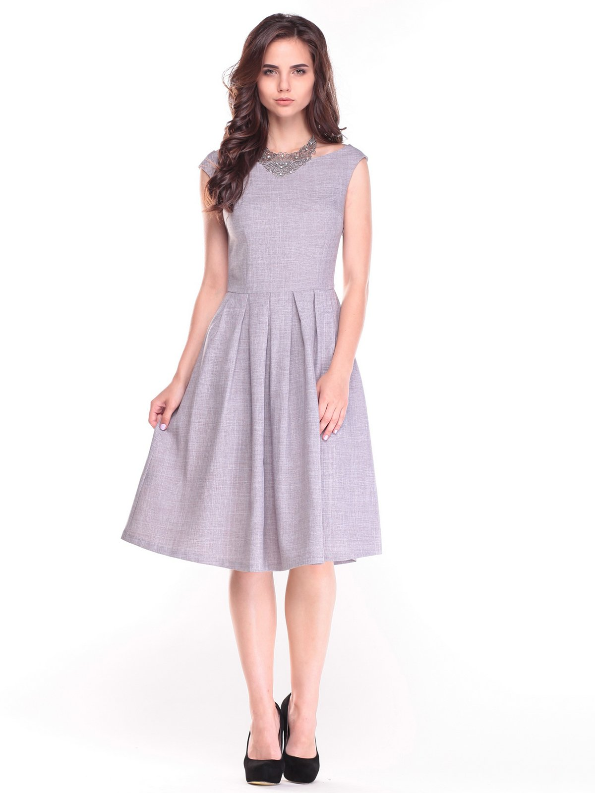 Сукня сіра | 2484565
