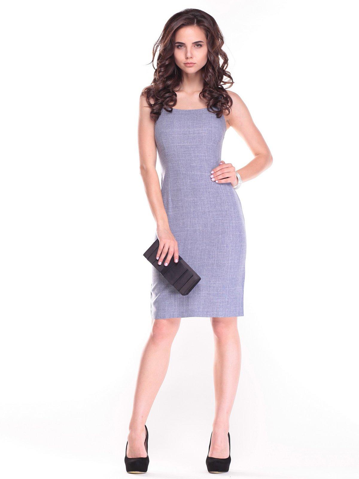 Платье цвета фиолетовой дымки | 2484663
