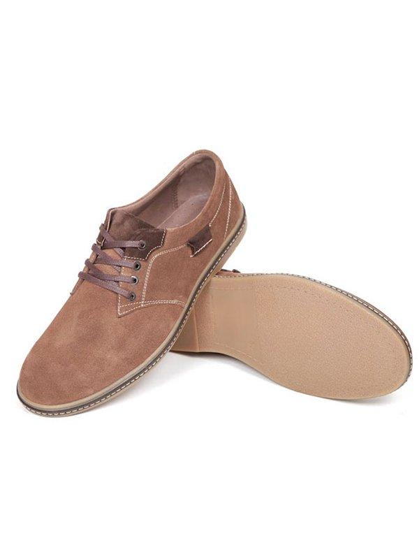 Туфли коричневые | 2407813