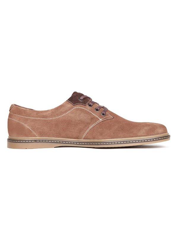 Туфли коричневые | 2407813 | фото 2