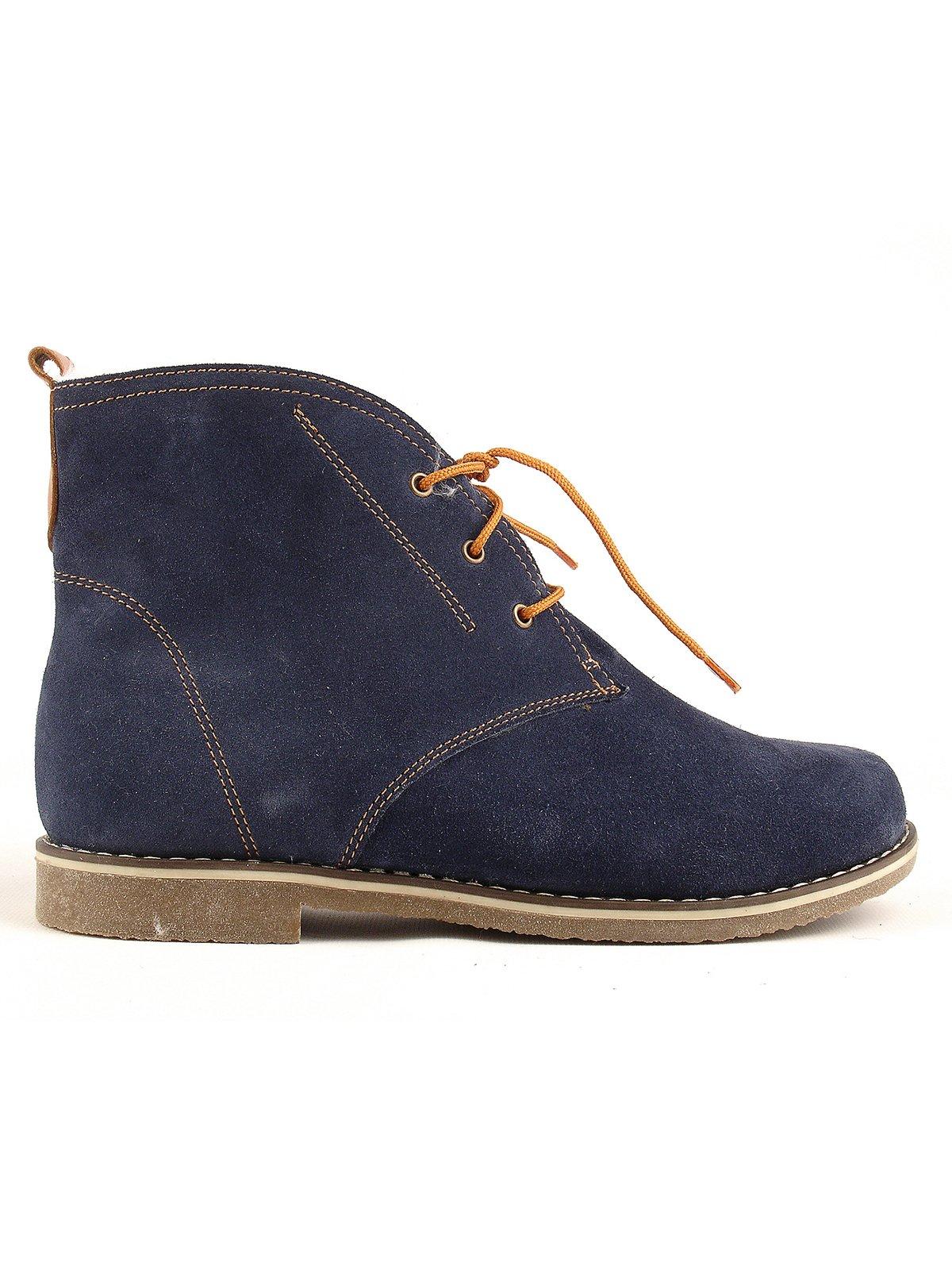 Ботинки синие   2488151   фото 2