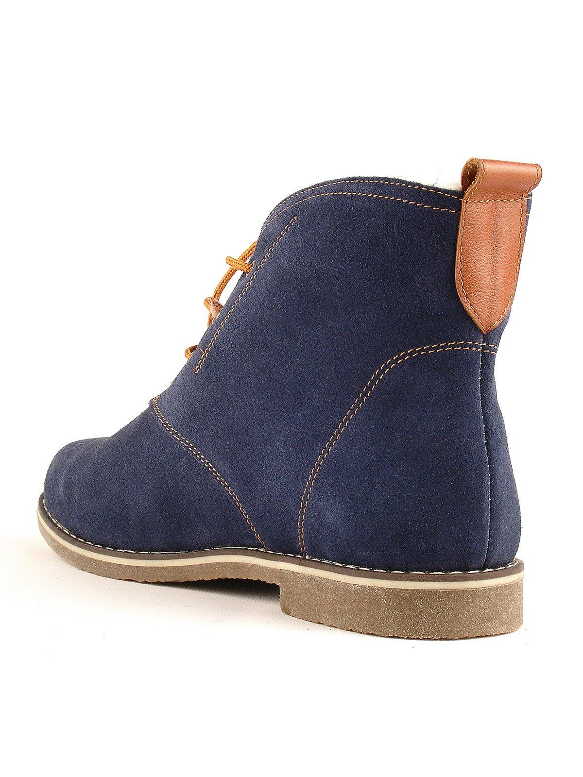 Ботинки синие   2488151   фото 3