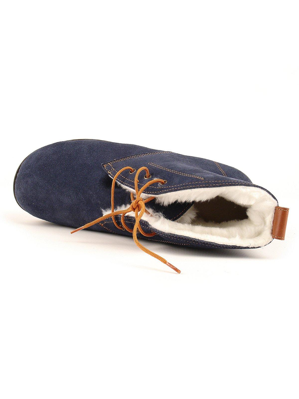 Ботинки синие   2488151   фото 4