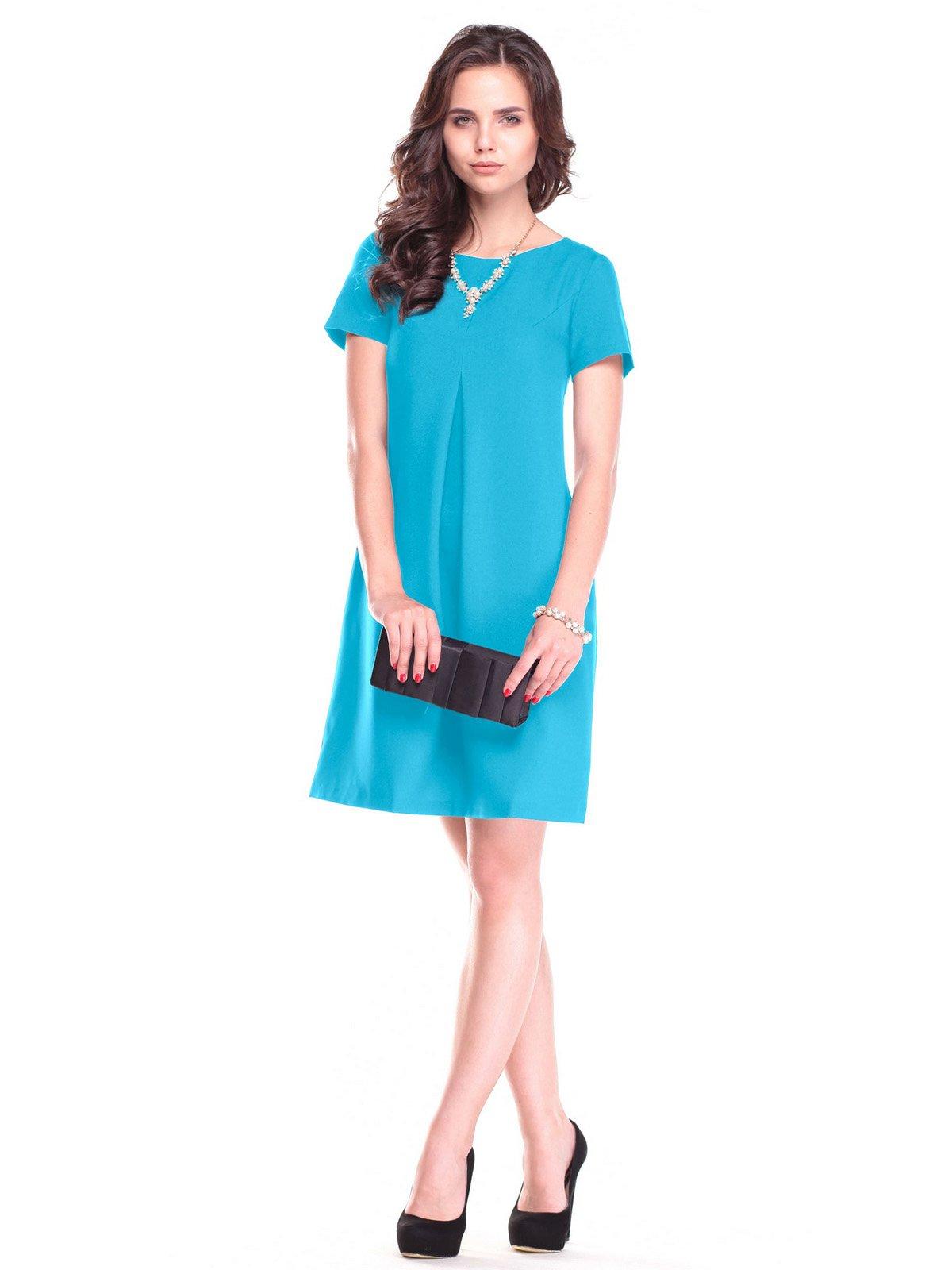 Сукня бірюзова | 2472800