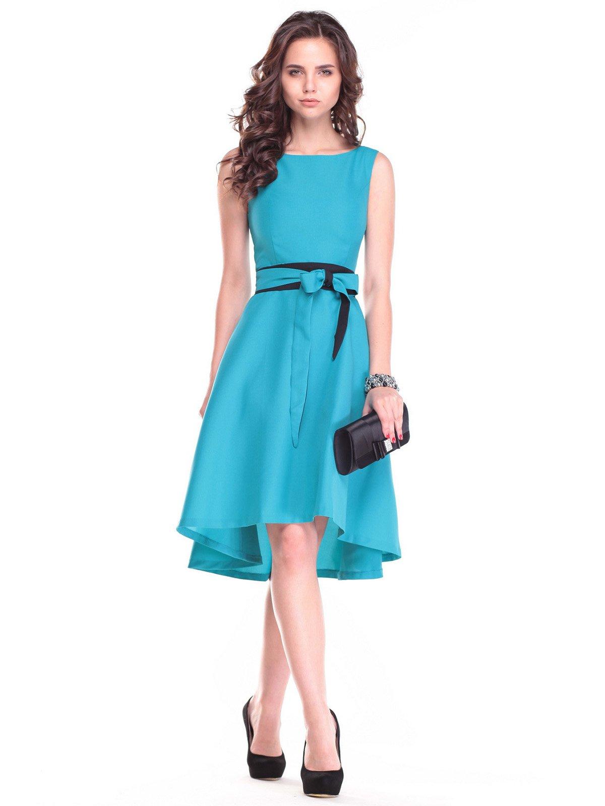 Сукня бірюзова | 2491235