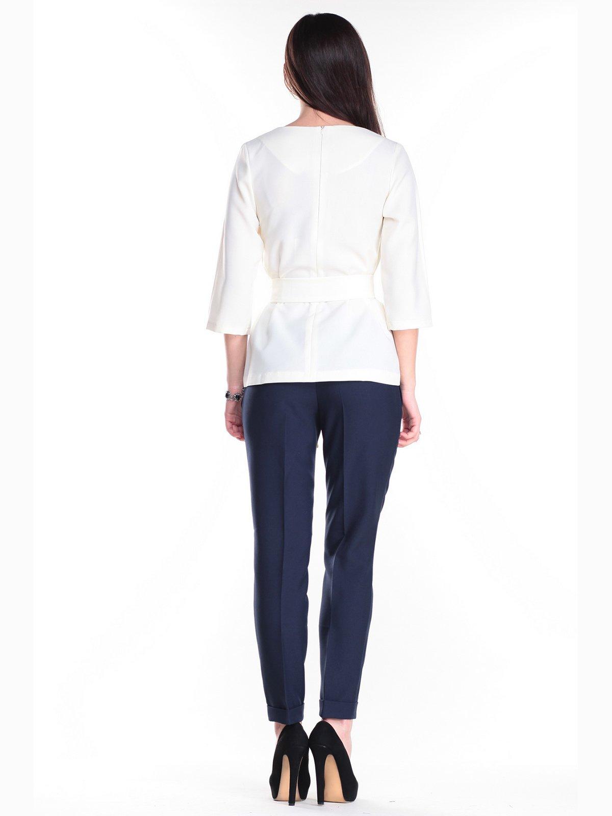 Костюм: блуза и брюки   2318425   фото 2