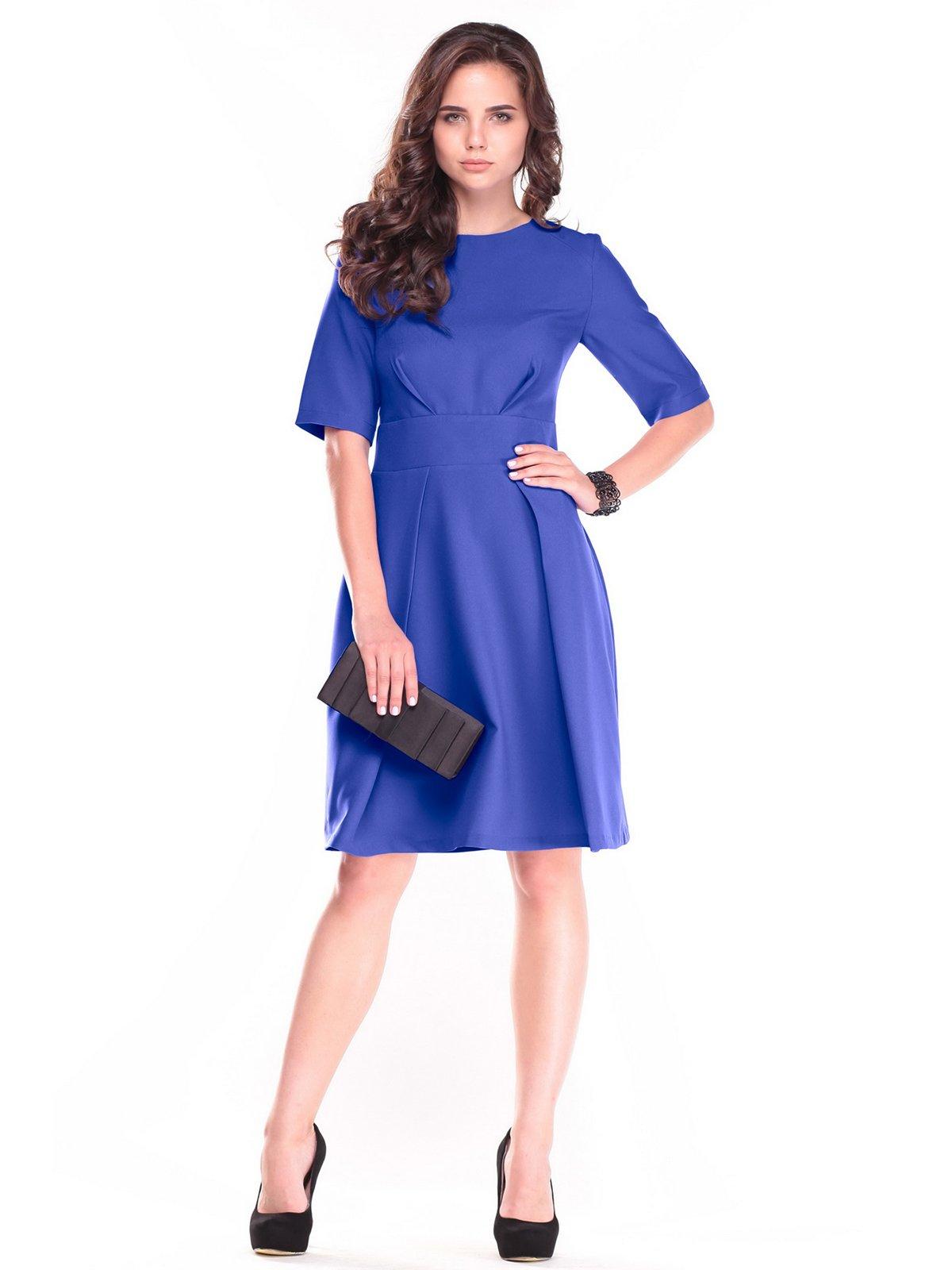 Платье цвета электрик | 2507336
