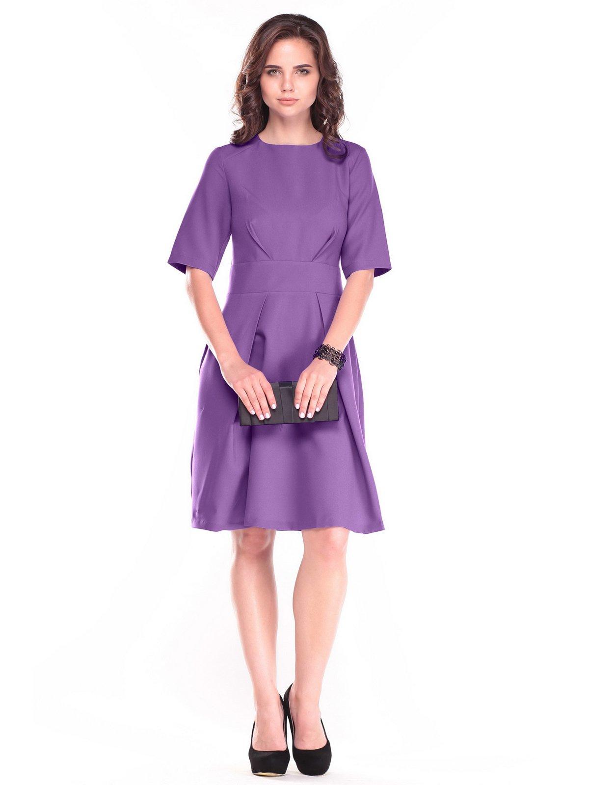 Сукня фіолетова | 2507337