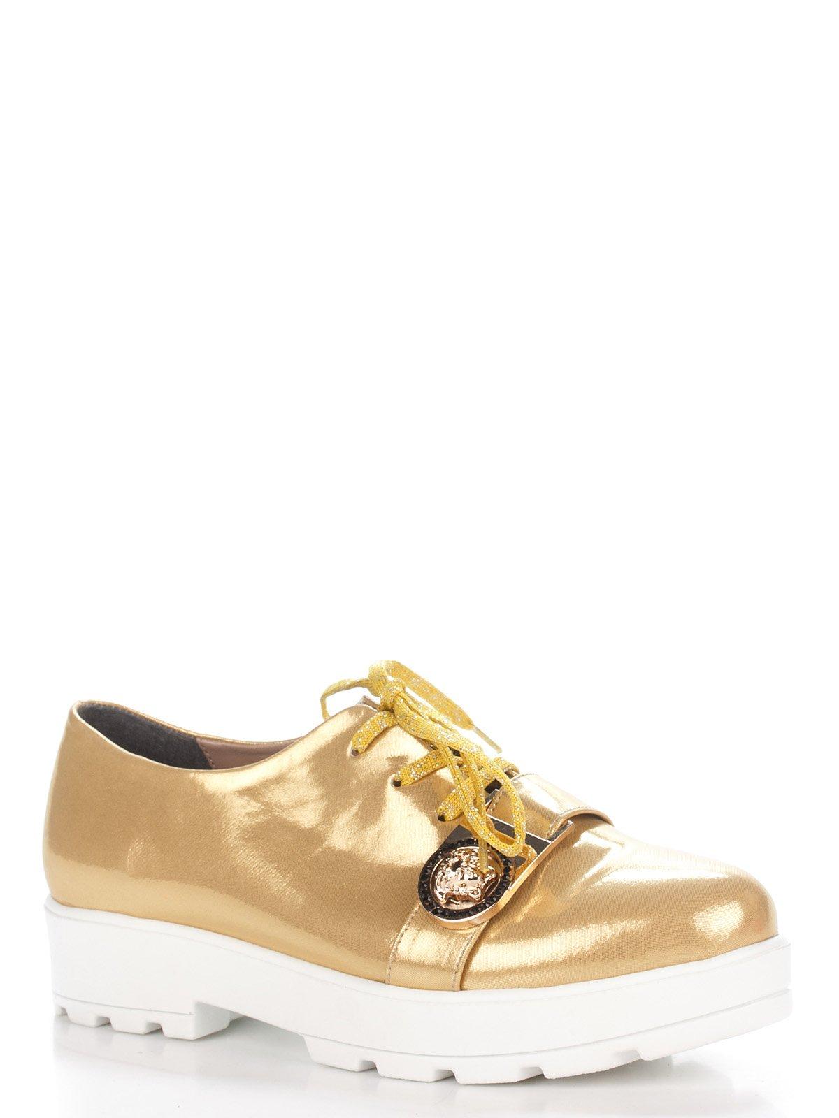 Туфли золотистые | 2292914