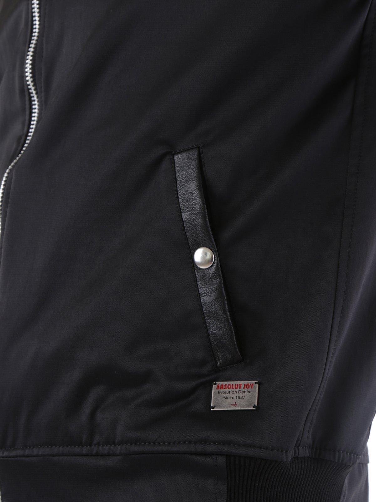 Куртка черная | 2519343 | фото 5