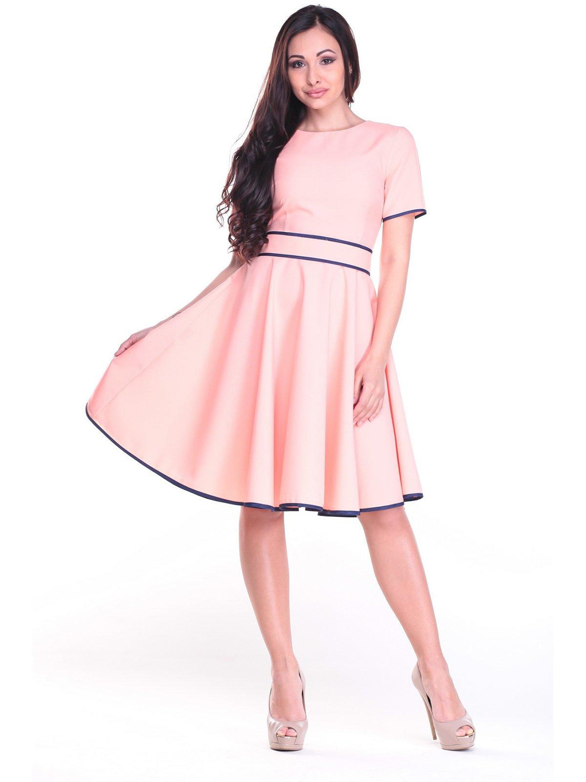 Сукня персикового кольору | 2363153