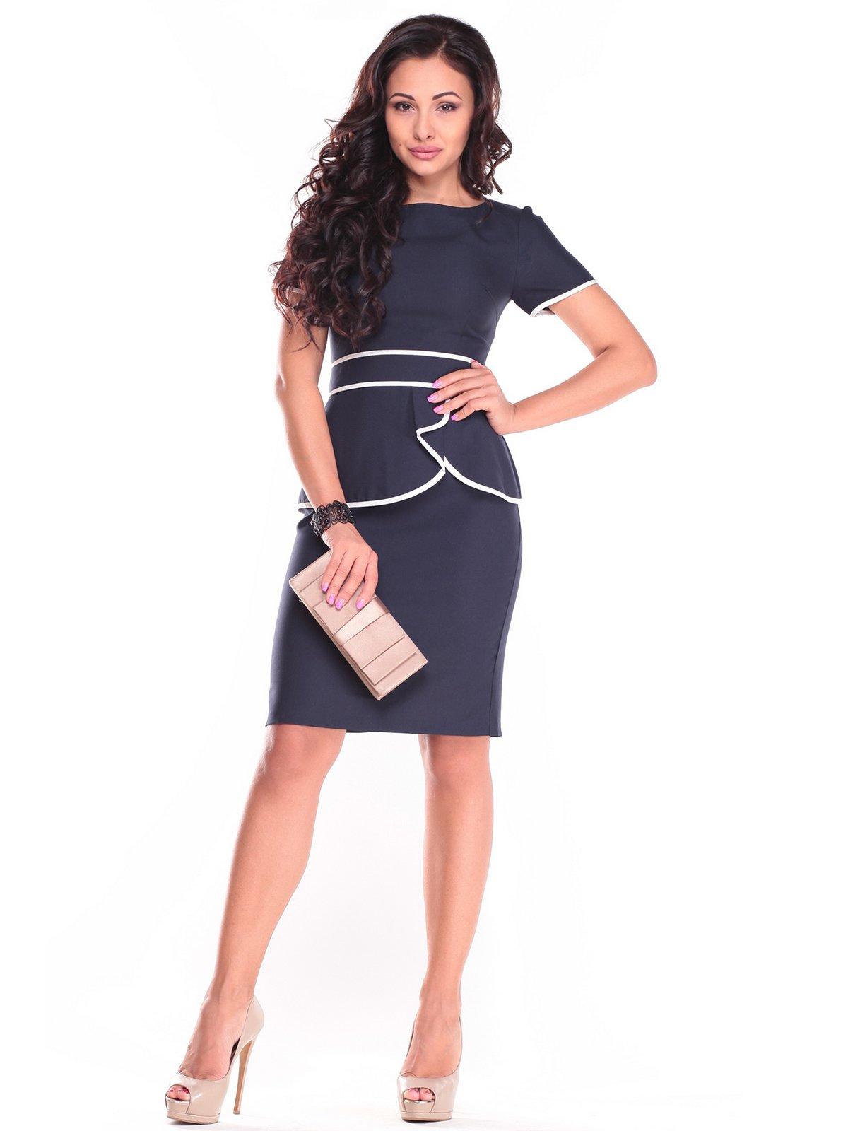 Сукня темно-синя | 2507287
