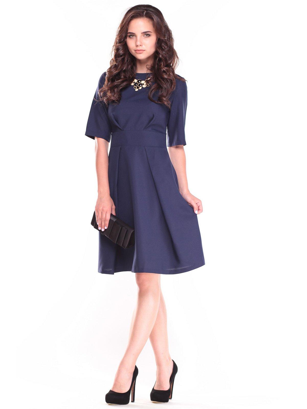 Сукня темно-синя | 2507340