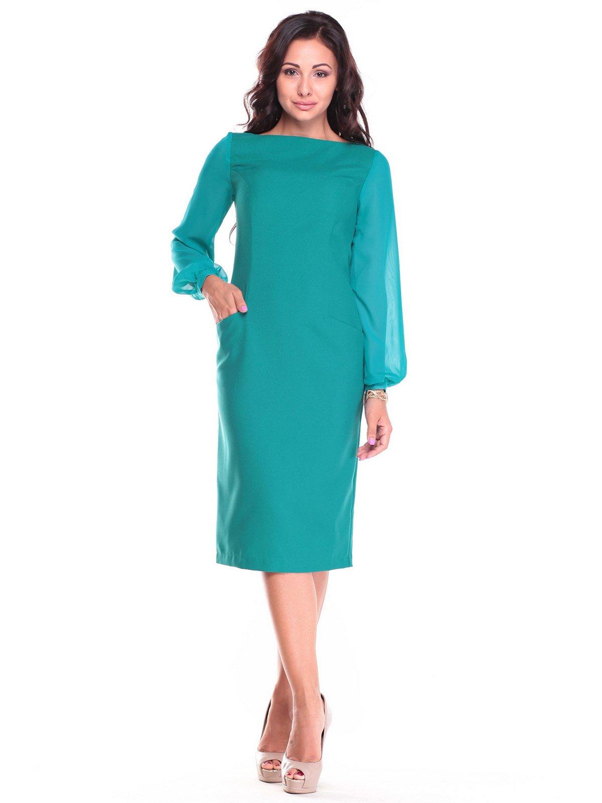 Платье зеленое | 2522826