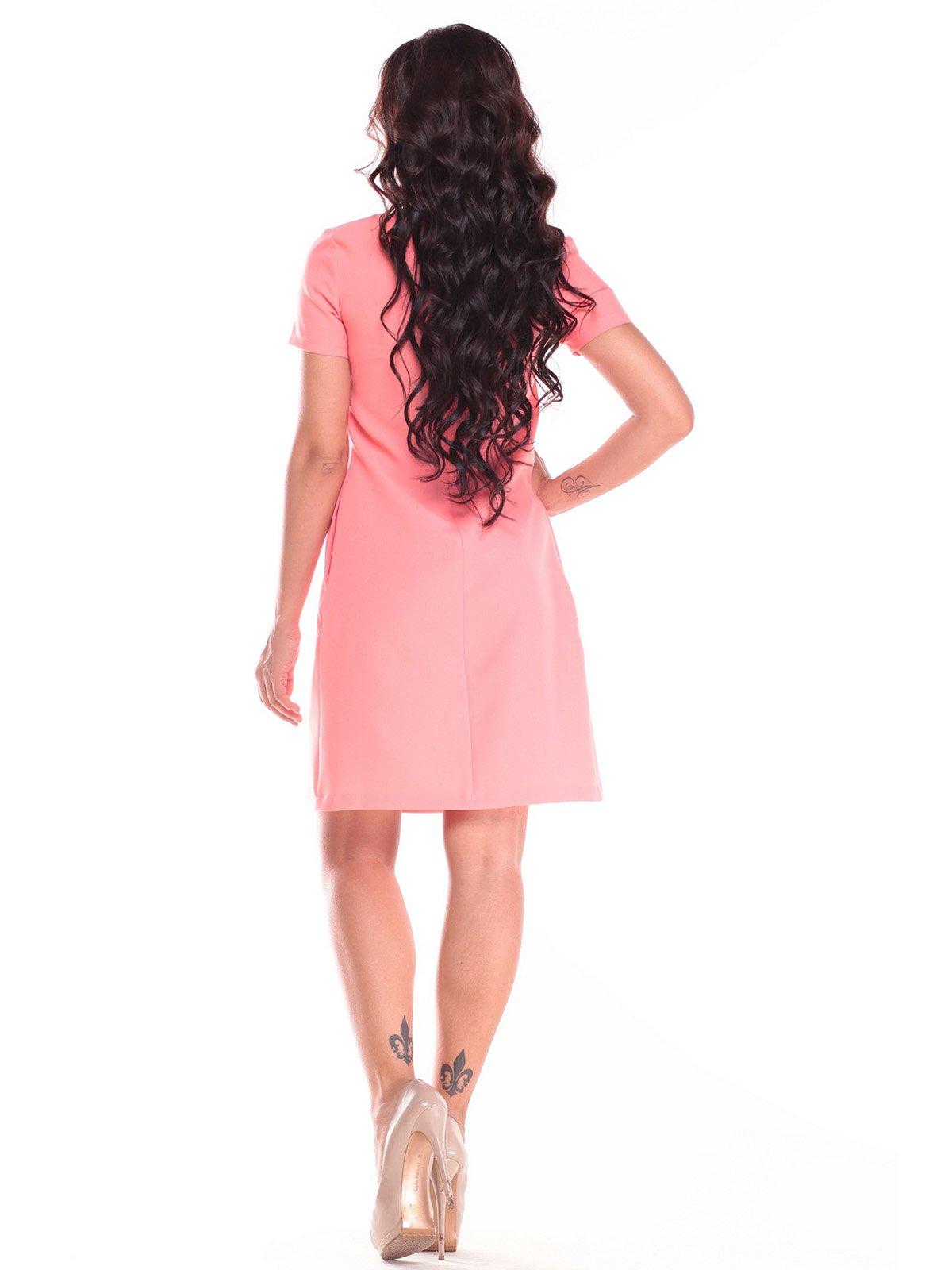 Платье темно-персиковое   2522833   фото 2