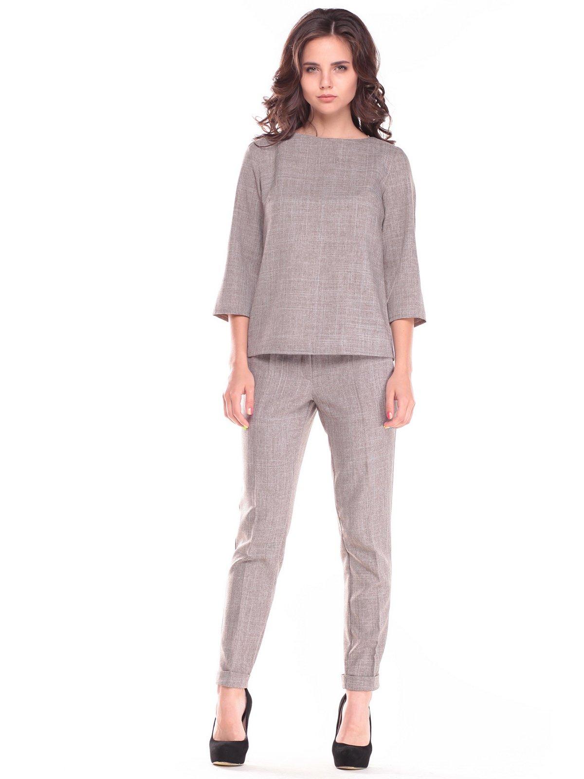 Костюм: блуза и брюки | 2528725 | фото 5