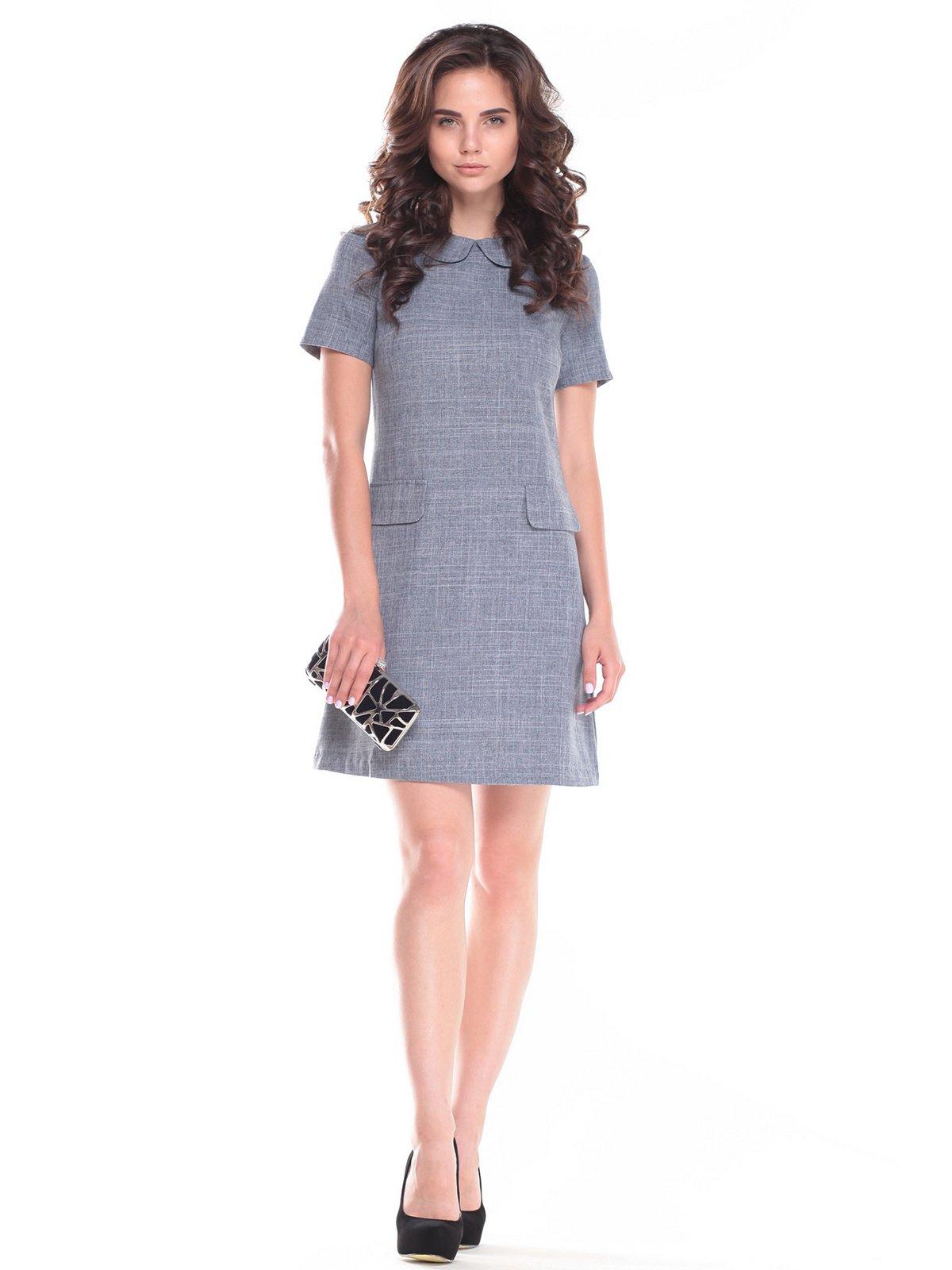 Платье дымчатого цвета | 2513724