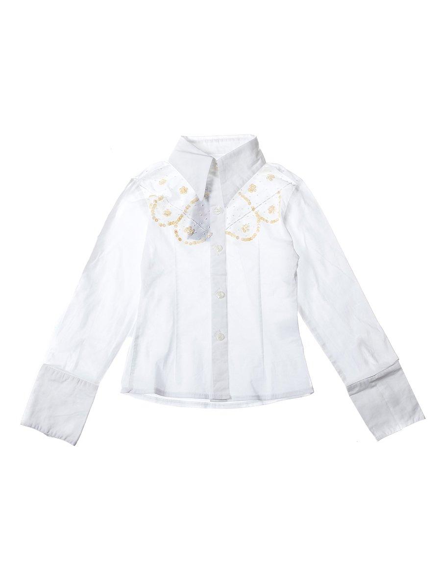 Рубашки белая с декором | 2500516