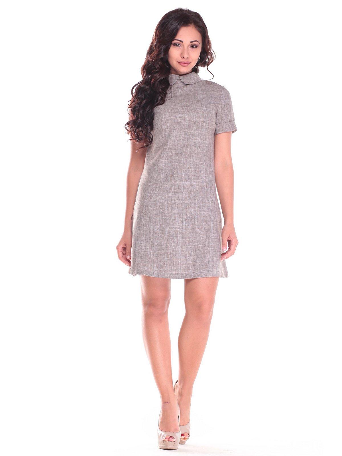 Платье цвета мокко | 2536486