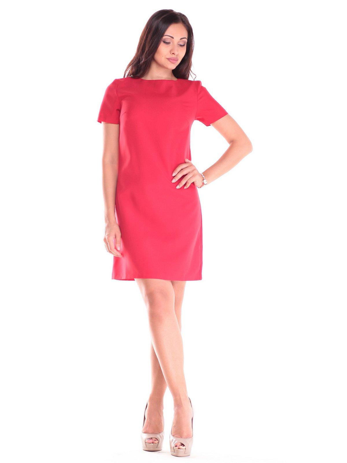 Платье красного цвета | 2555363
