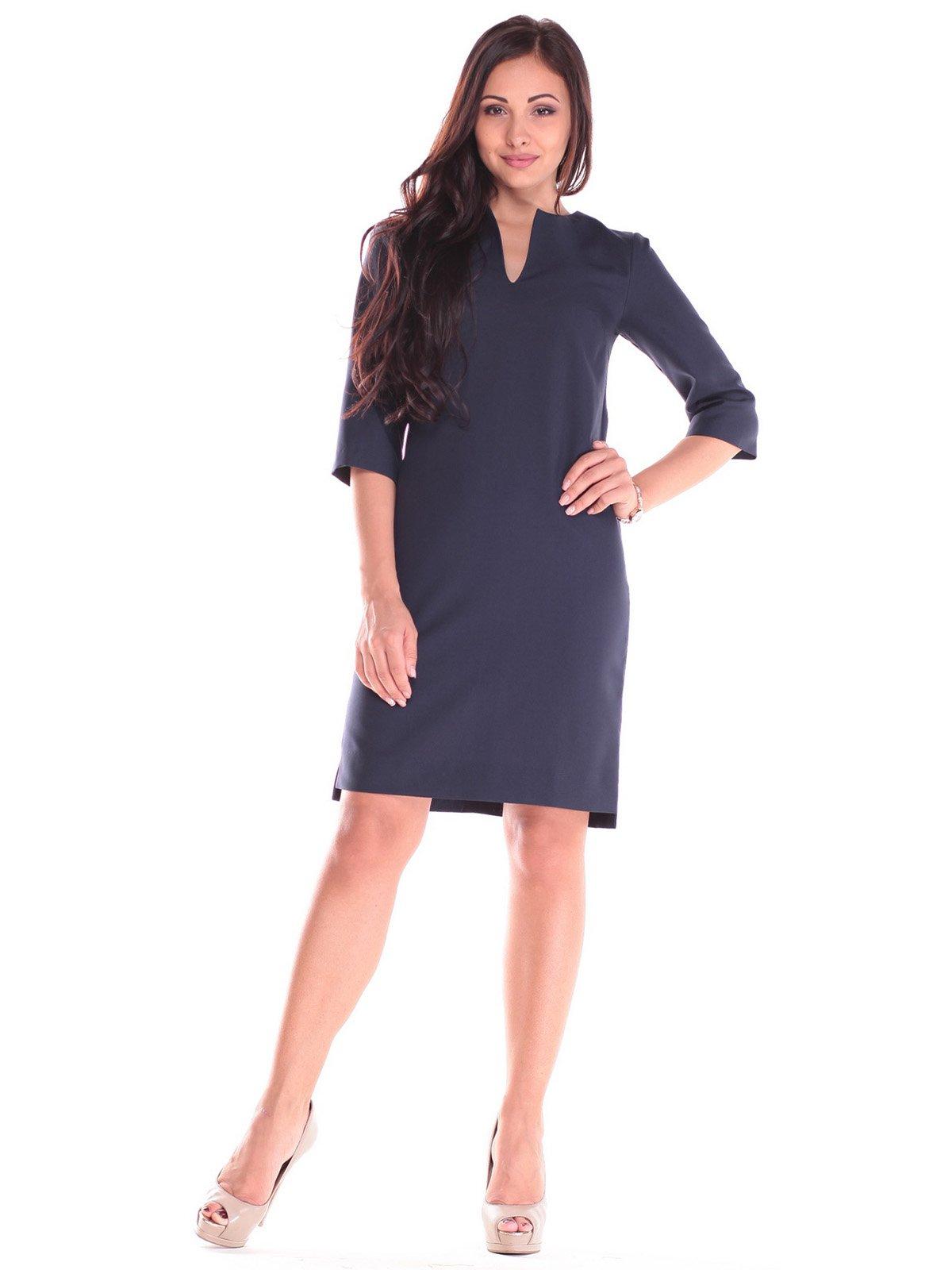 Сукня темно-синя | 2557072