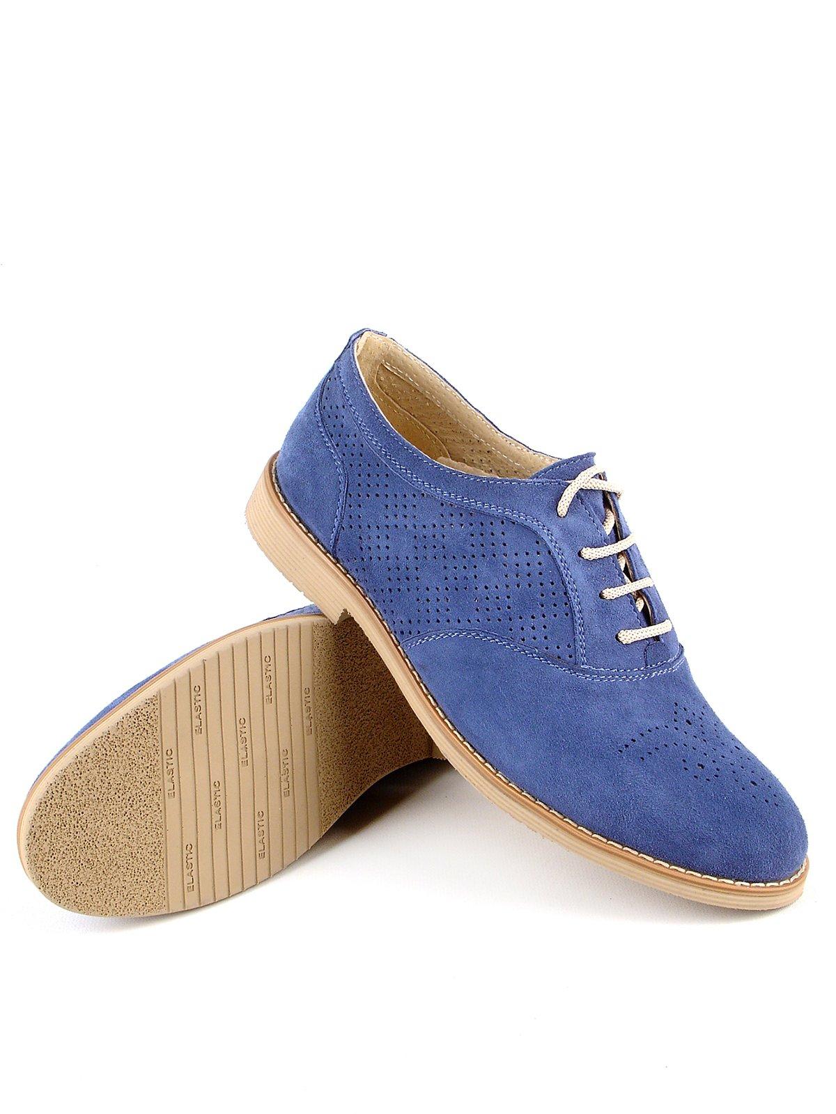 Туфли синие   2558870