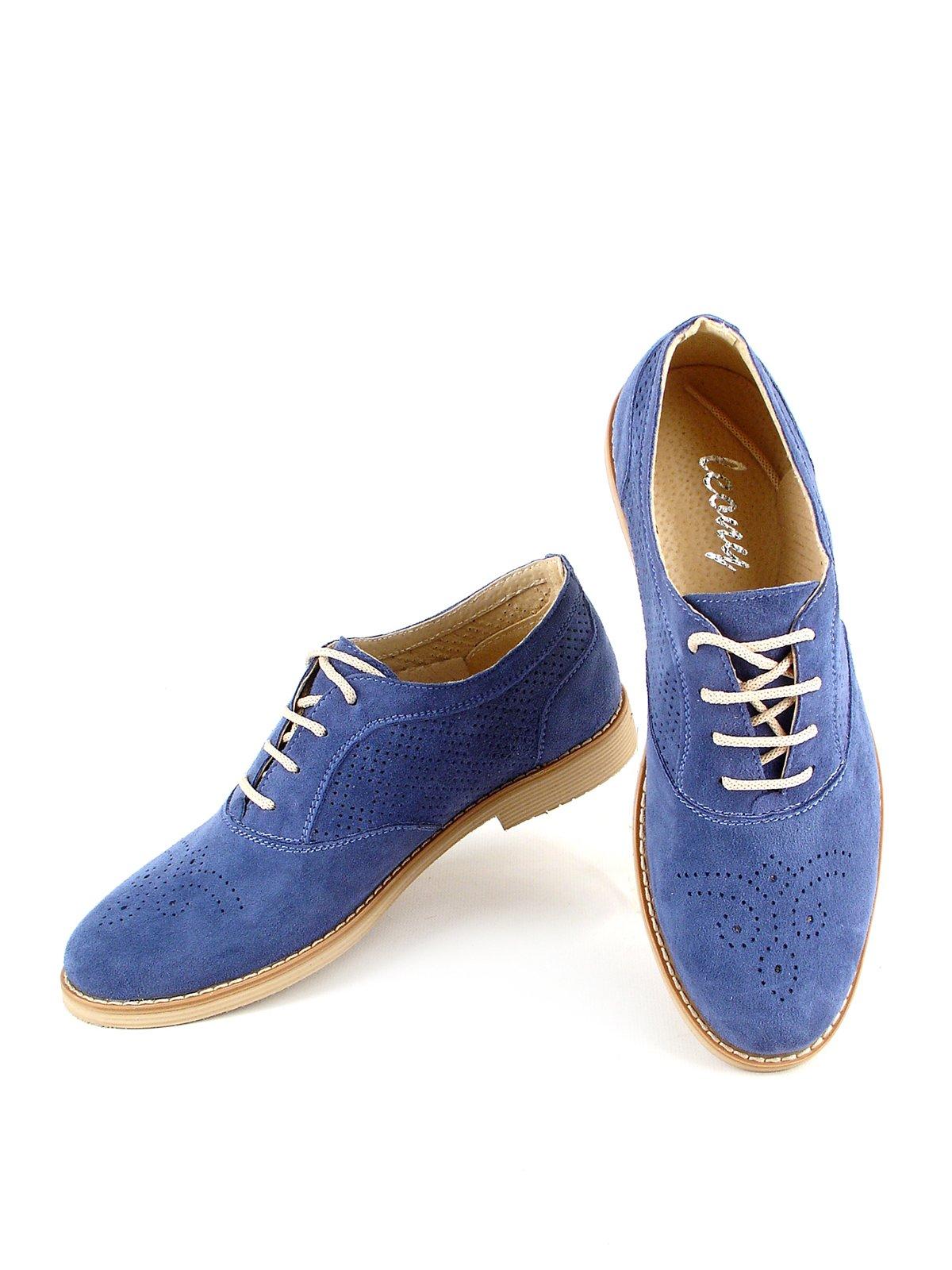 Туфли синие   2558870   фото 2
