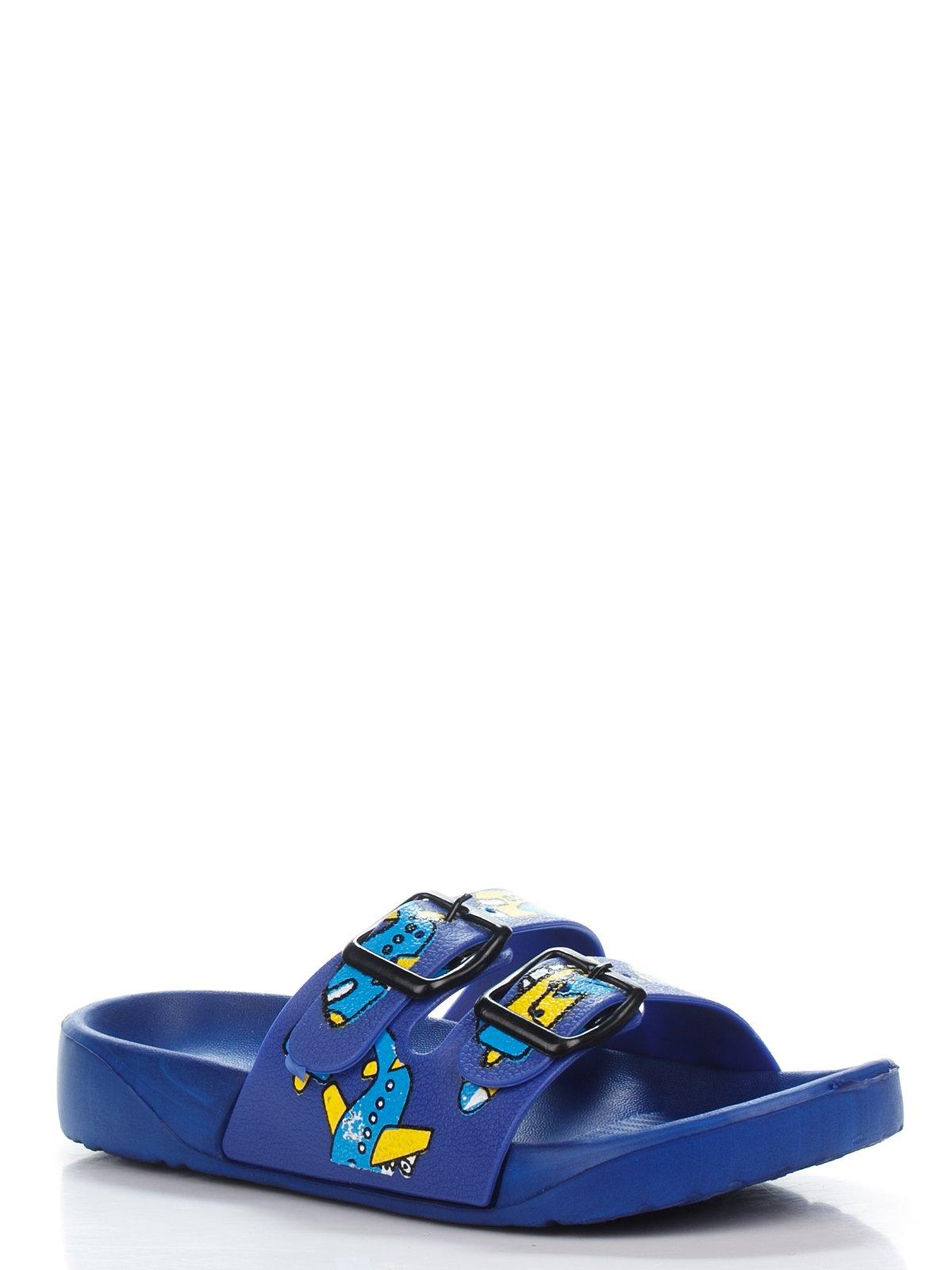 Шльопанці сині | 2558039