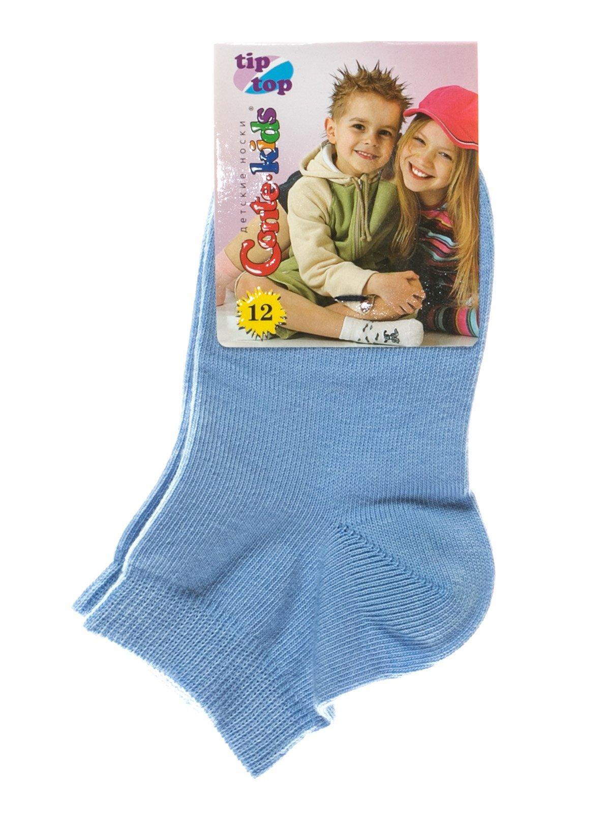 Шкарпетки блакитні | 2625083