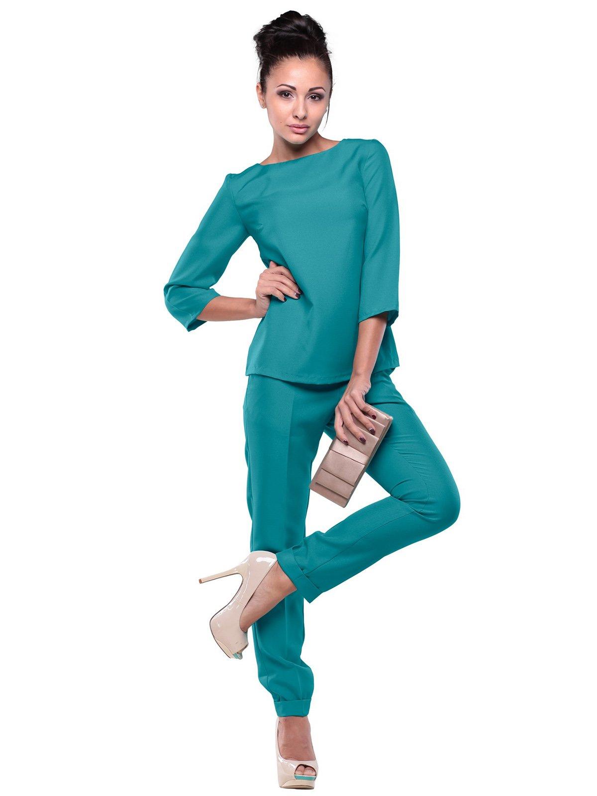 Костюм: блуза и брюки | 2570442