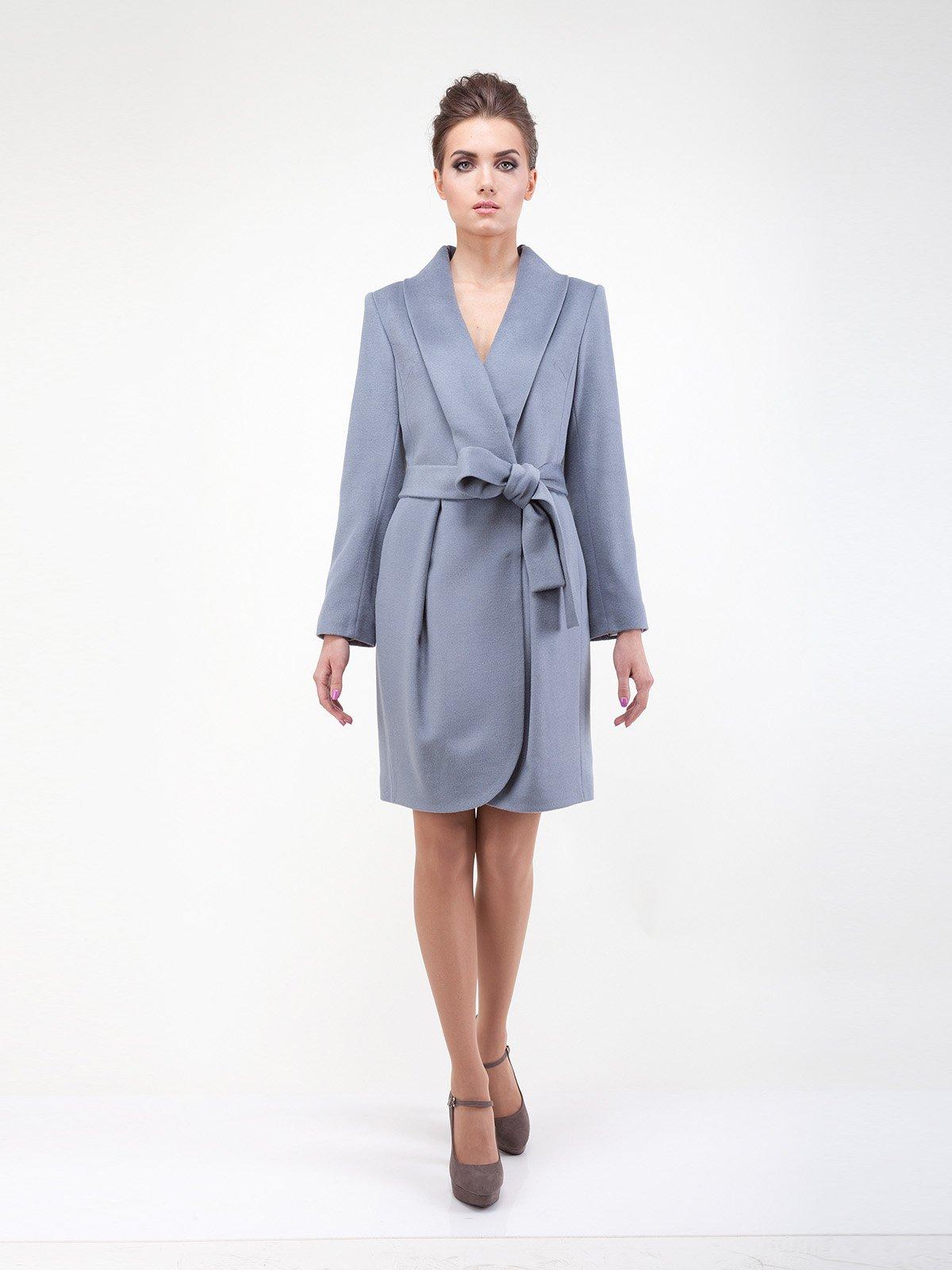 Пальто голубое | 2580741
