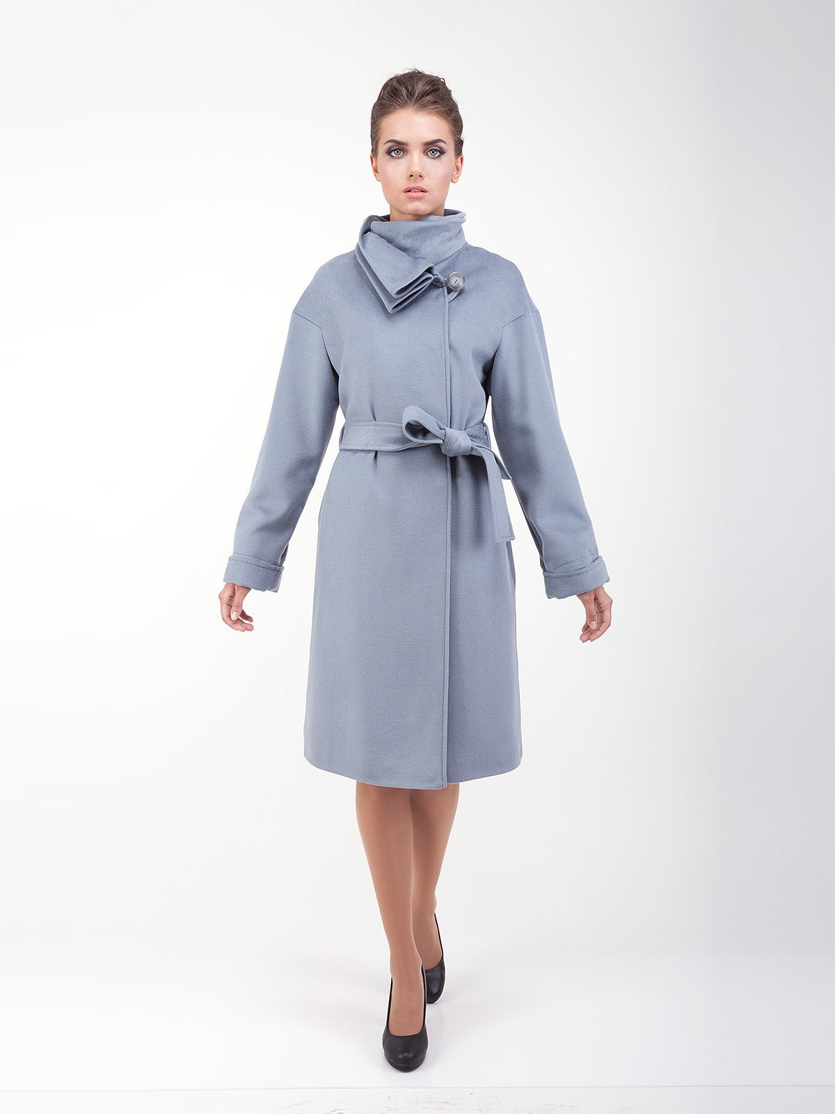 Пальто серое | 2580767