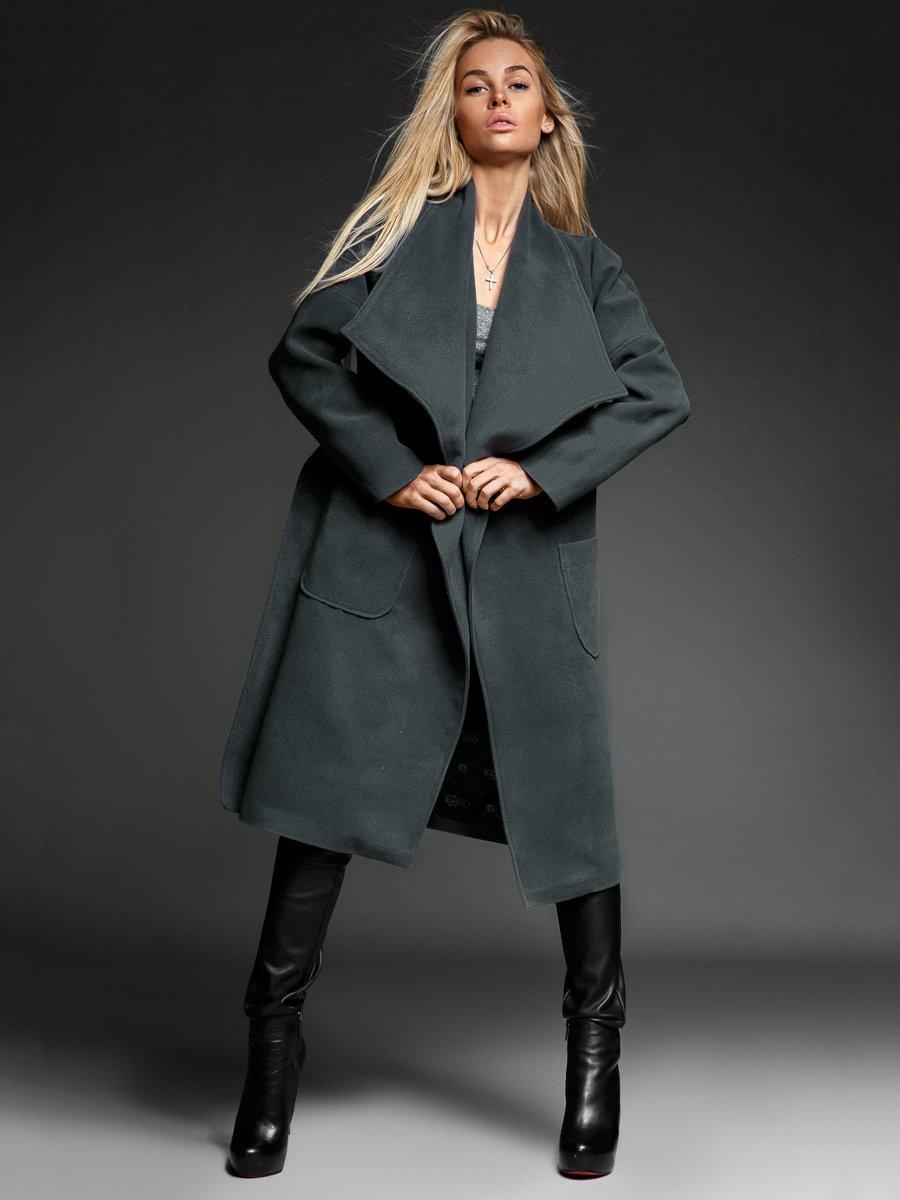 Пальто серое | 2586932