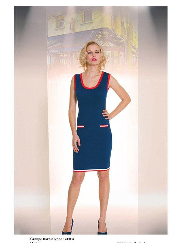 Платье синее | 2464436