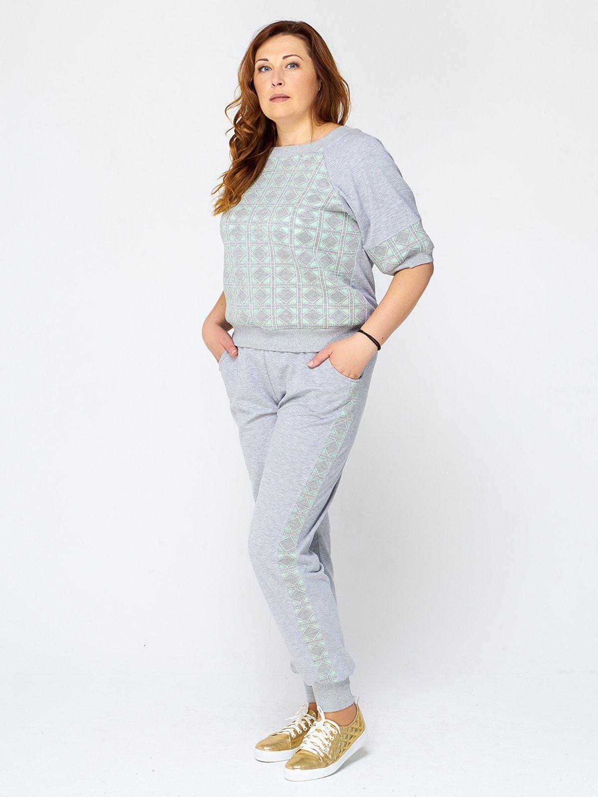 Костюм: джемпер і штани | 2599645