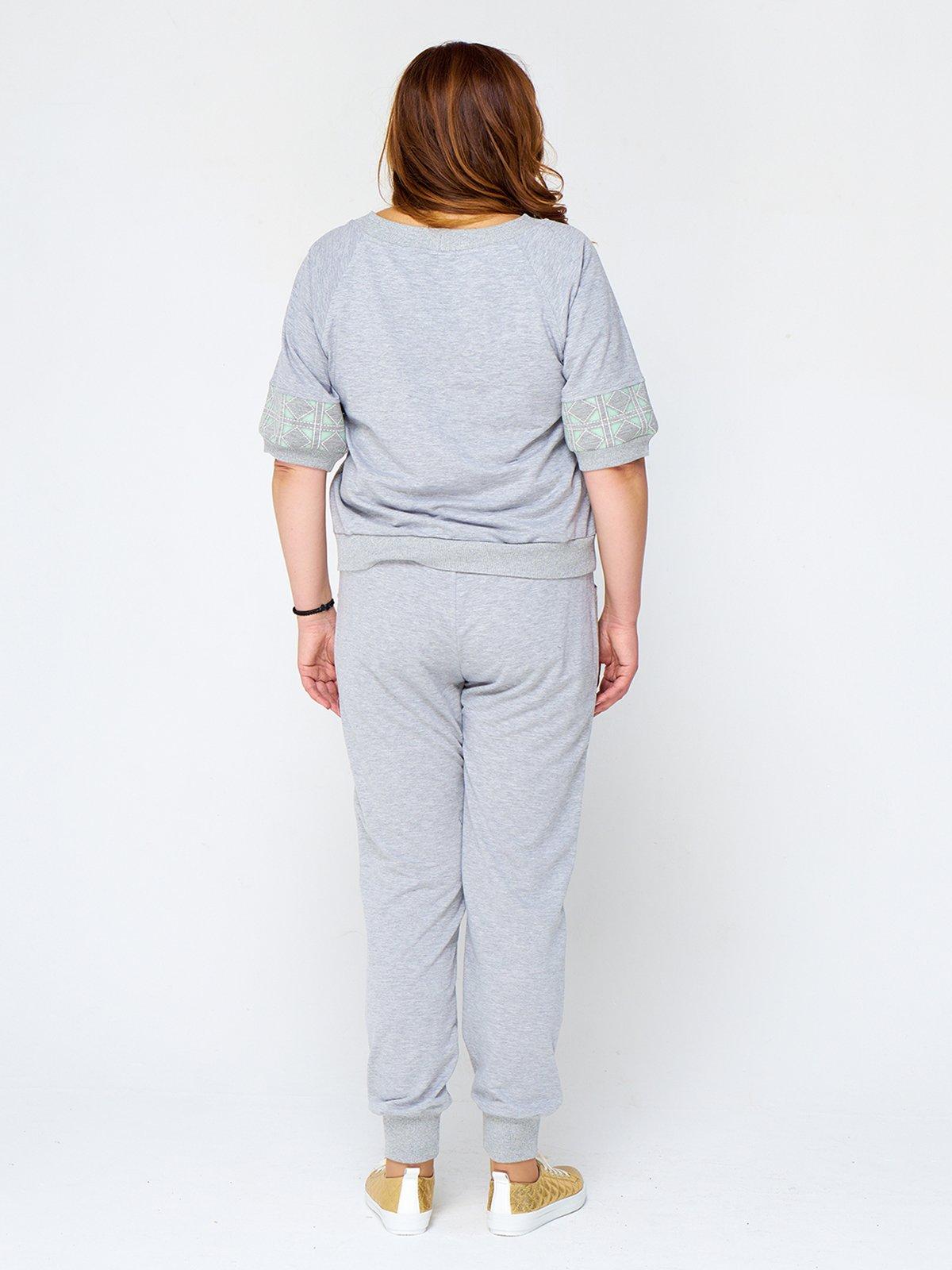 Костюм: джемпер і штани | 2599645 | фото 2