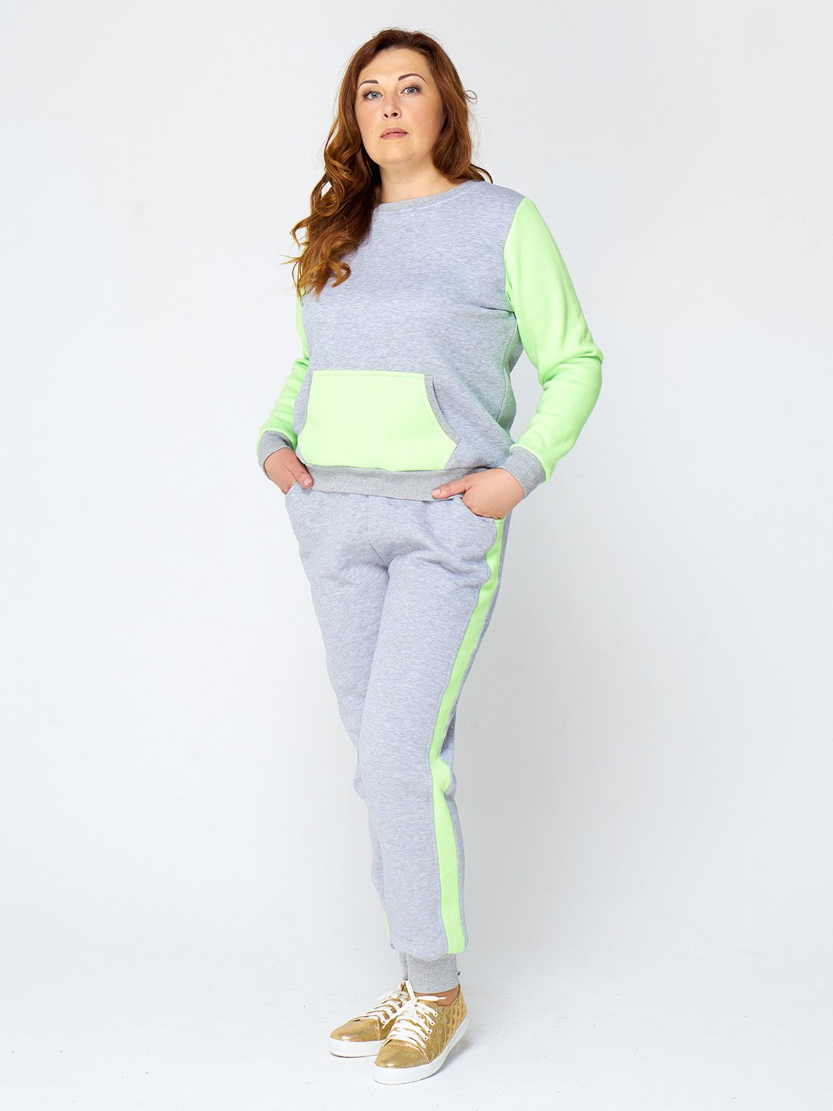 Костюм: джемпер і штани   2599669