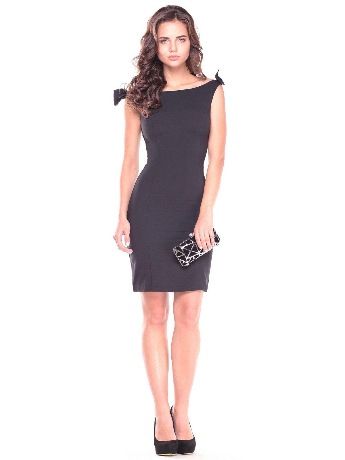 Платье черное | 2601639