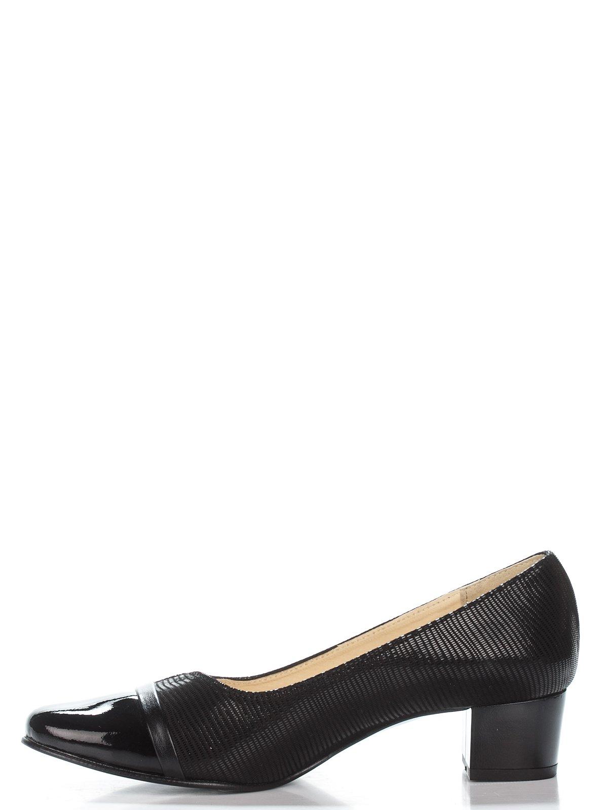 Туфли черные | 2611718 | фото 2