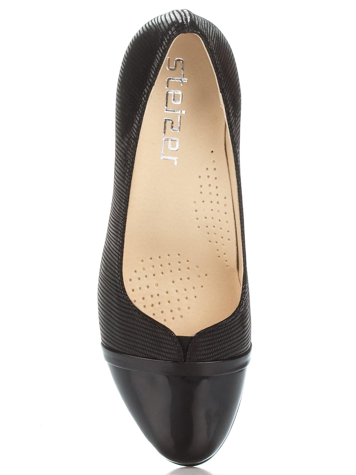 Туфли черные | 2611718 | фото 4