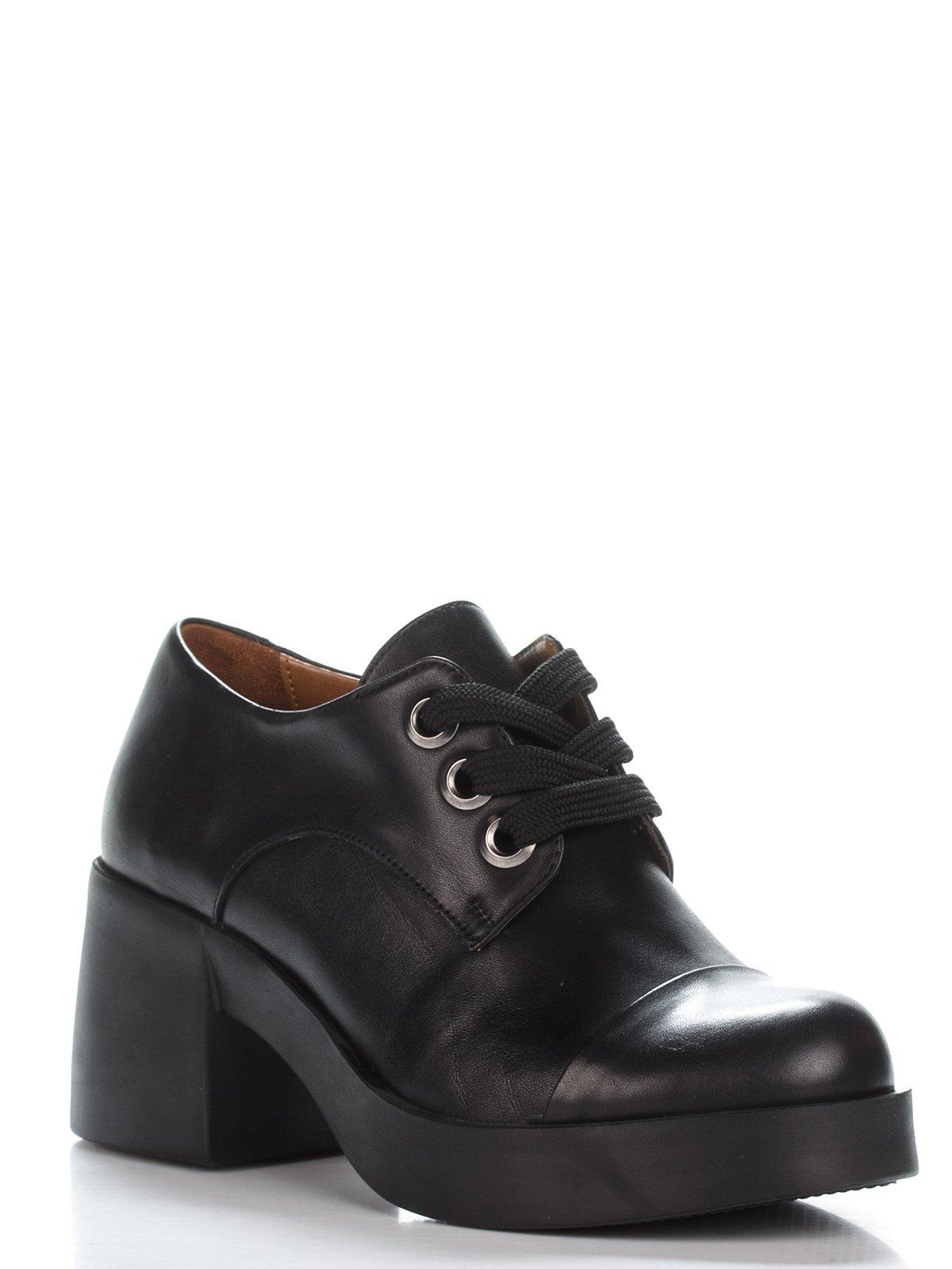 Туфли черные | 2611714