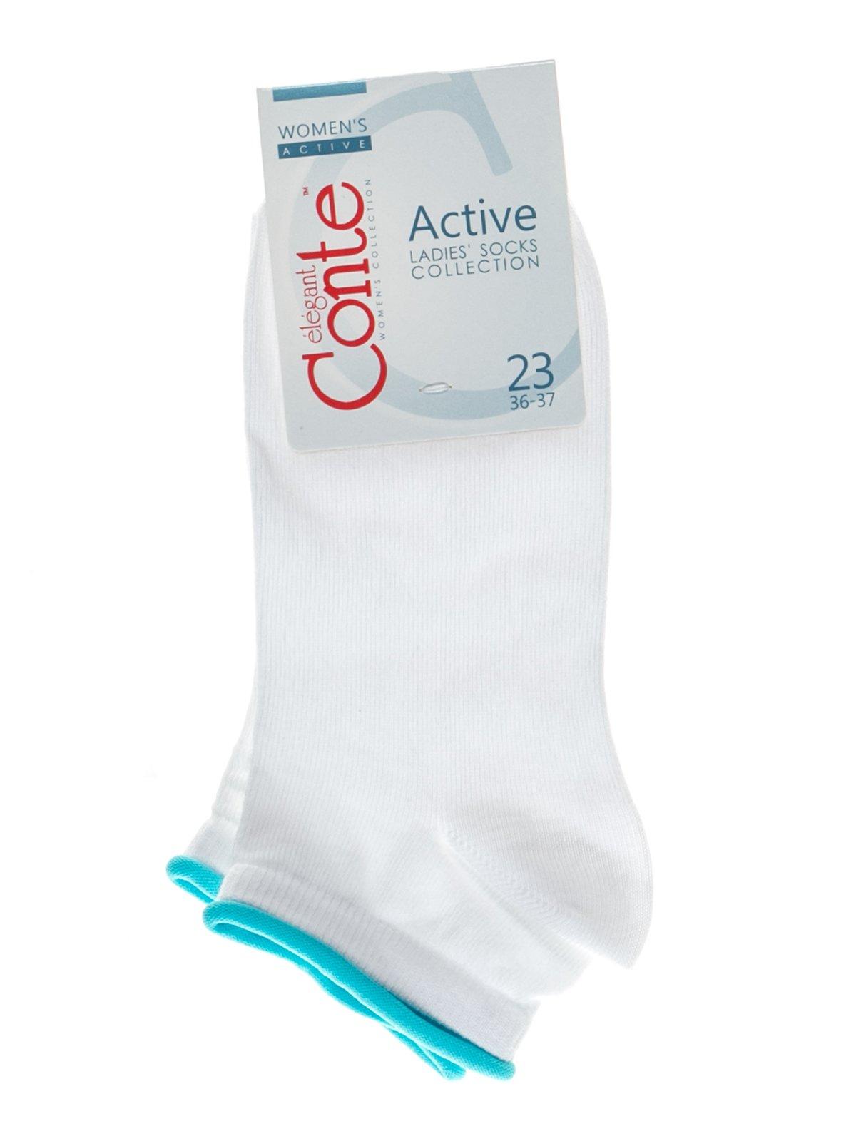 Шкарпетки білі | 2621261