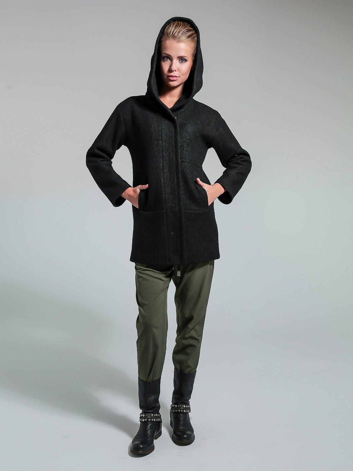 Пальто чорне | 1891326