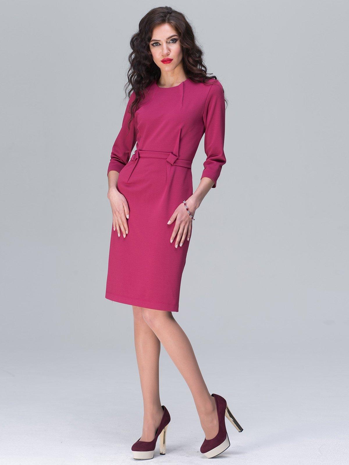 Платье цвета фуксии | 2630970