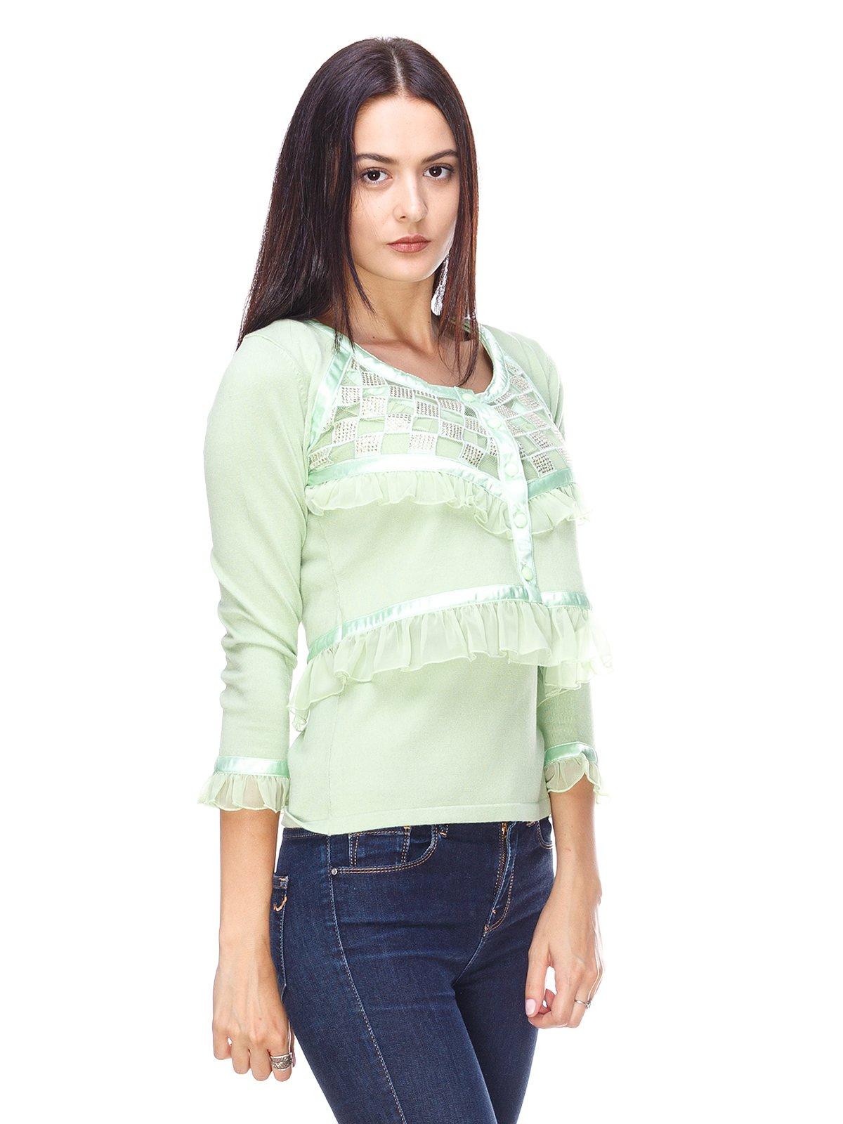Комплект: жакет і блуза | 2316594