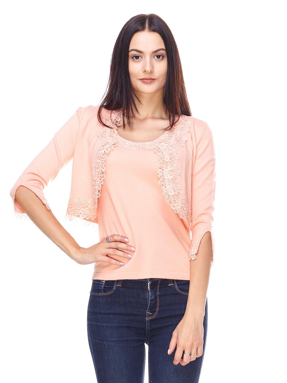 Комплект: болеро и блуза | 2316631