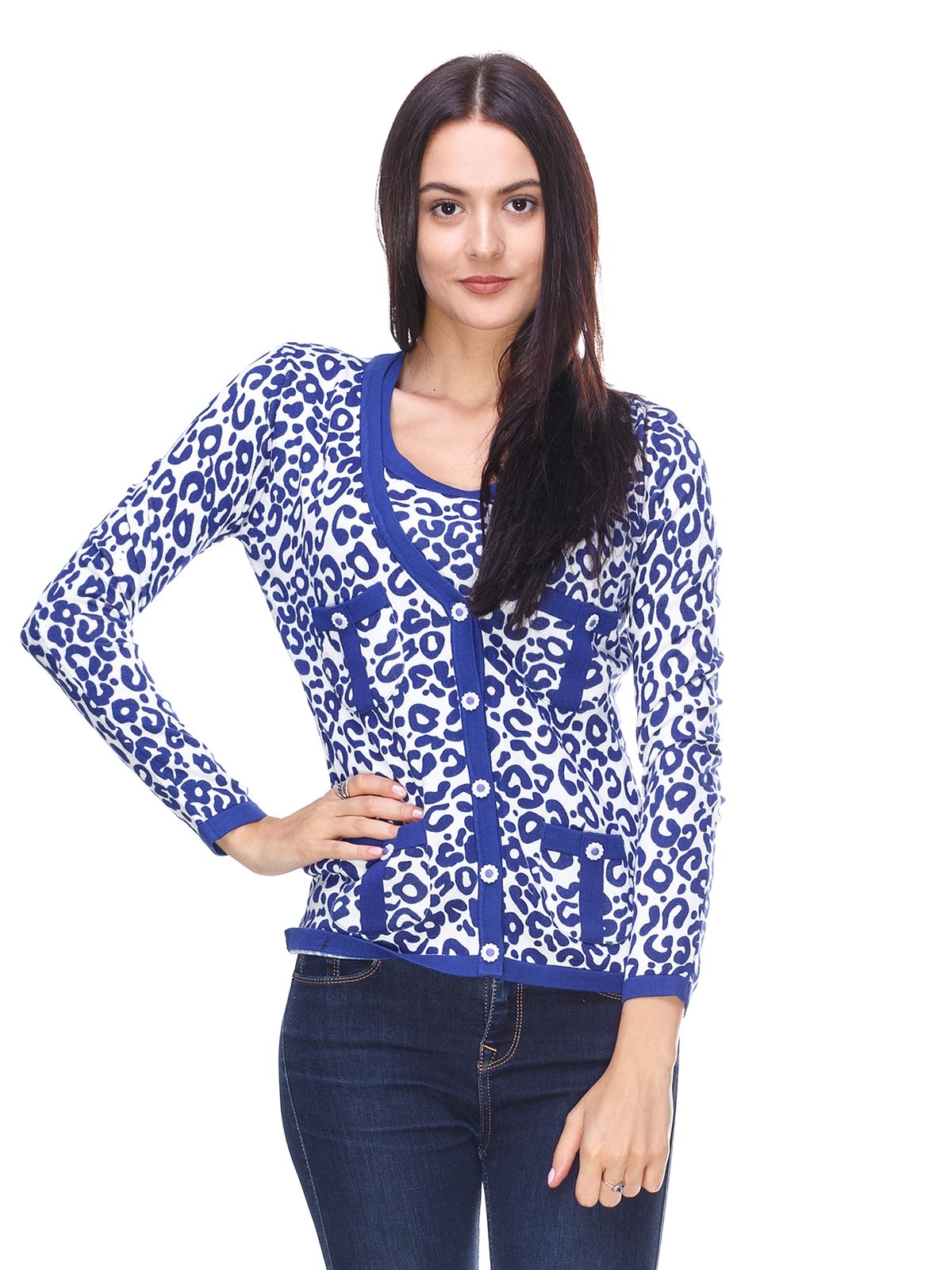 Комплект: кофта и блуза | 2316625